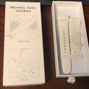 Michael Kors Jewelry - Michael Kors Access watch straps